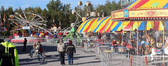 Fair from June 15 to 18